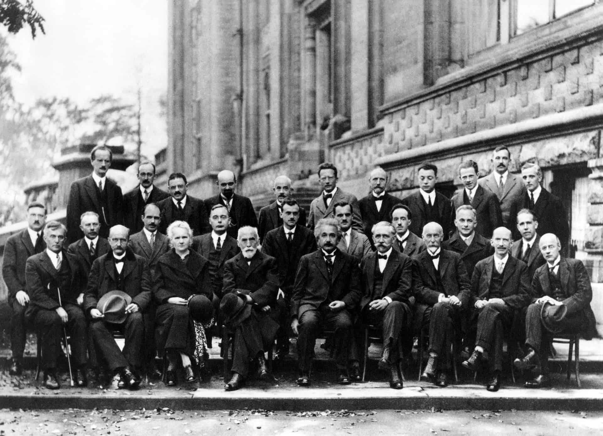 Physikerkonferenz 1921