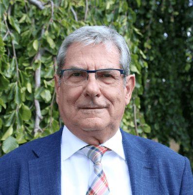 Klaus Becker, Kreistagspräsident Nordwestmecklenburg